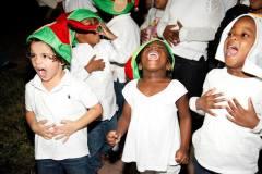 Christmas Caroling 2014