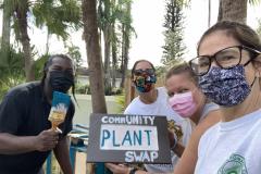El Portal Community Plant Swap