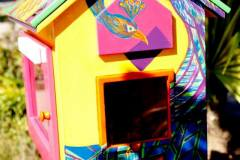 Little Library Opening 2015
