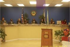 2008-2010 Village Council