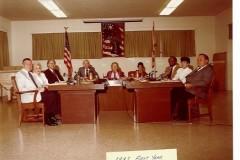 Past Village Council