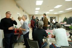 Resident Holiday Social 2014
