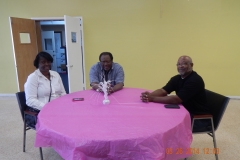 Resident Luncheon March 2014