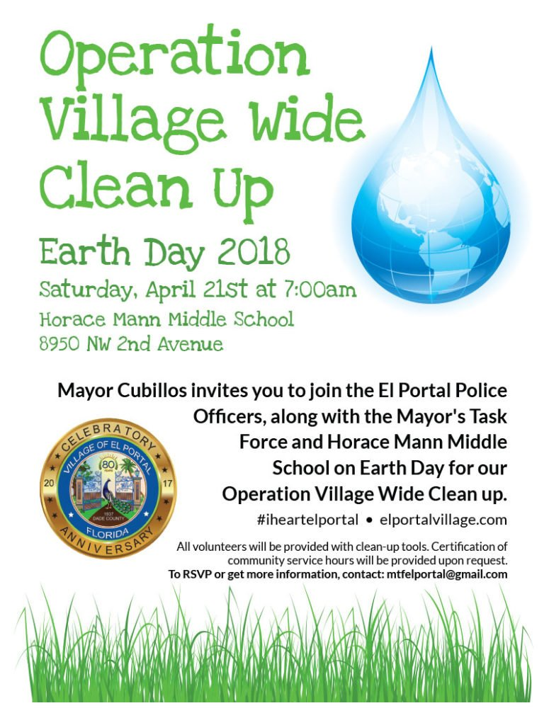 Operation Village Wide Clean Up