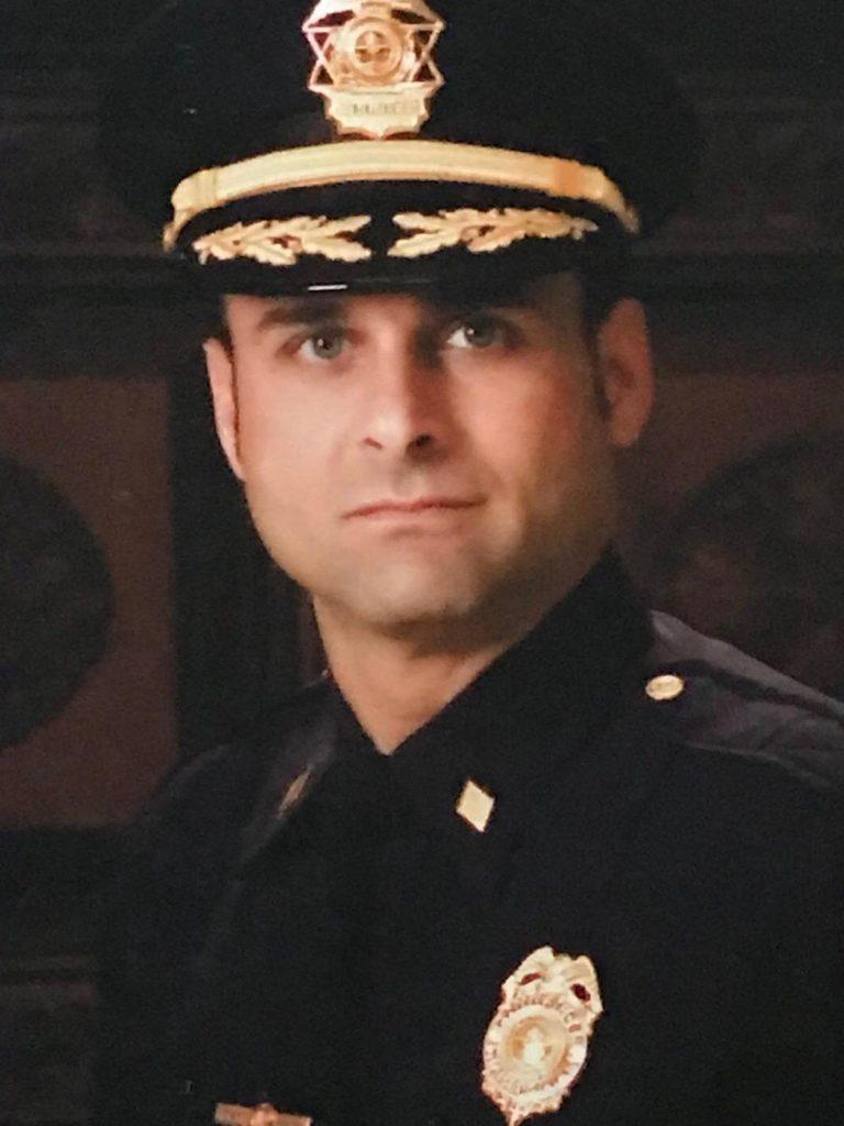 Interim Chief Perez