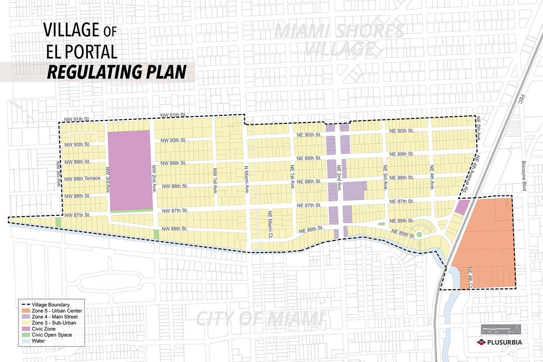 Village of El Portal Regulation Plan