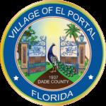 Village of El Portal Seal and Logo