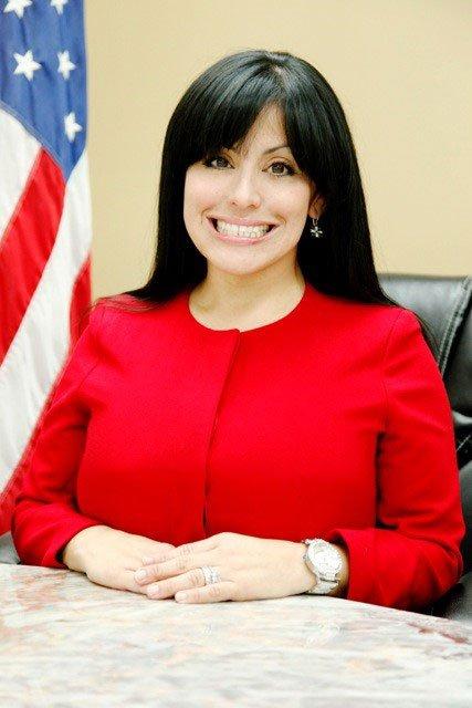 Mayor Claudia Cubillos