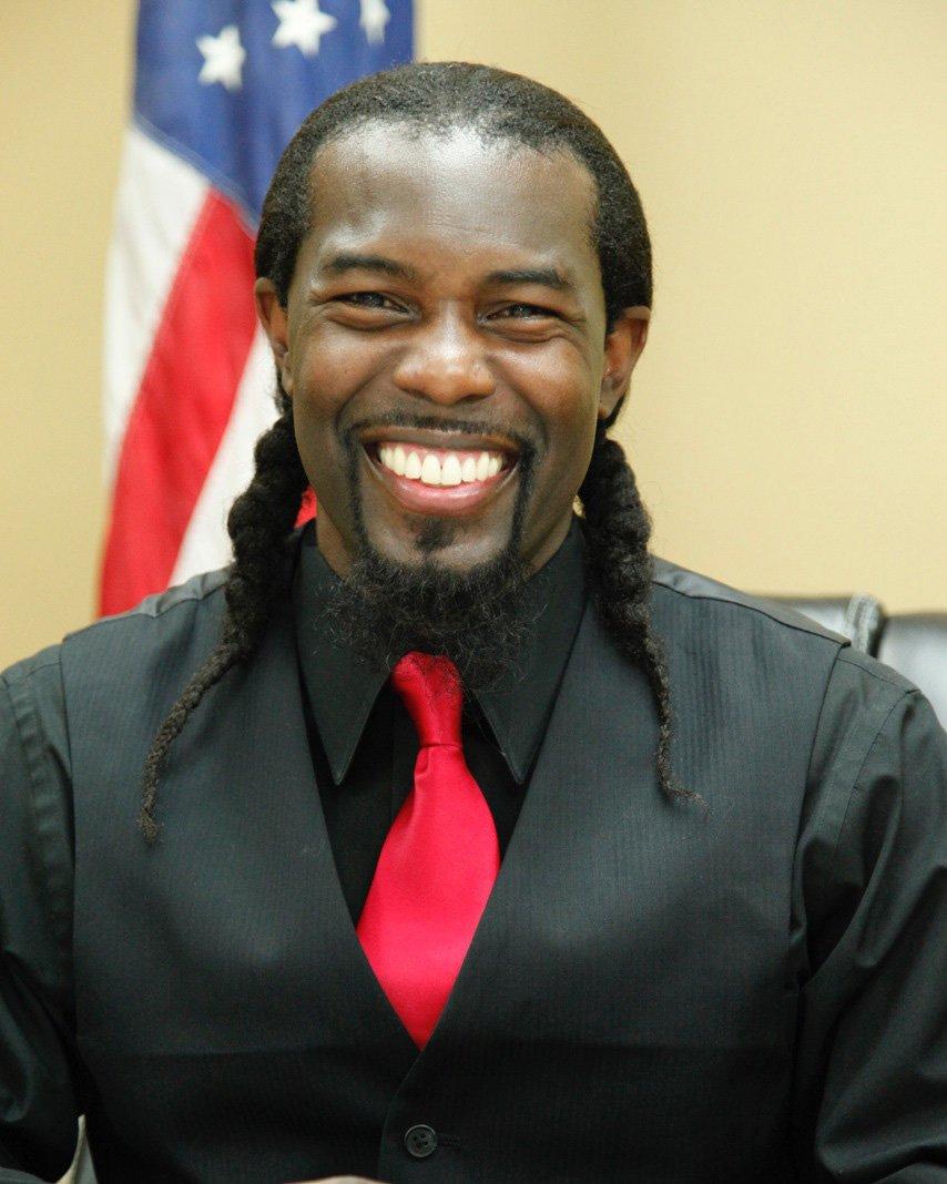 Vice Mayor Omarr Nickerson