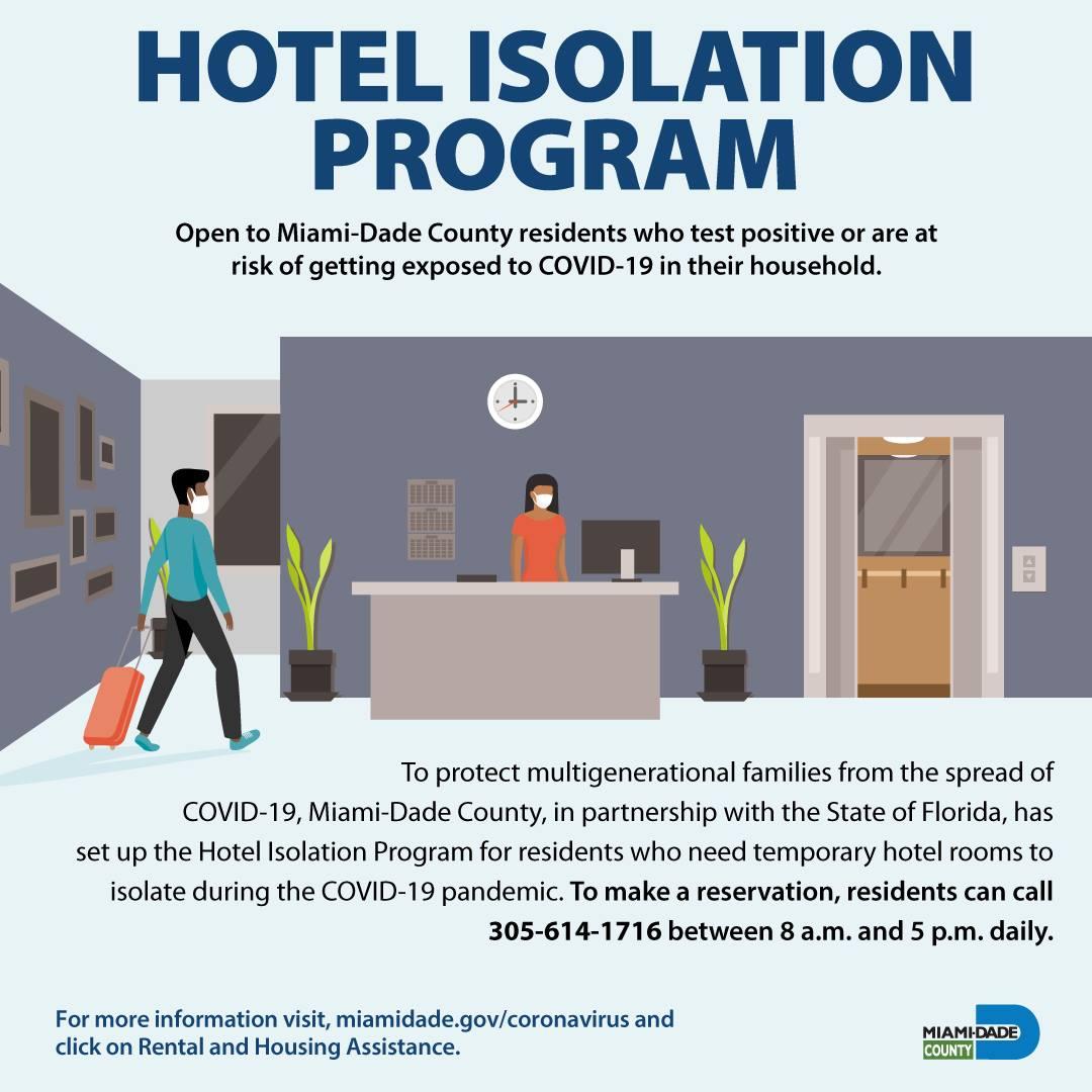 COVID - Hotel Isolation Program