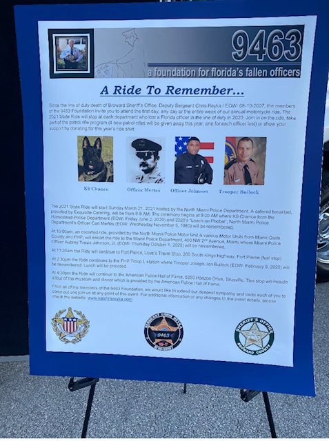 9463 a foundation for fallen officers