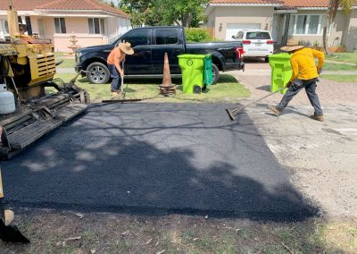 Public Works - Pot Hole Fix